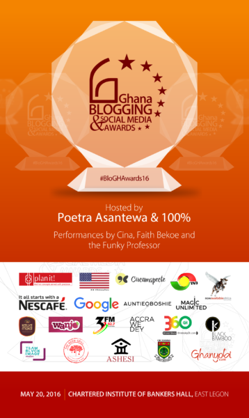 Ghana Blogging and Social Media Awards