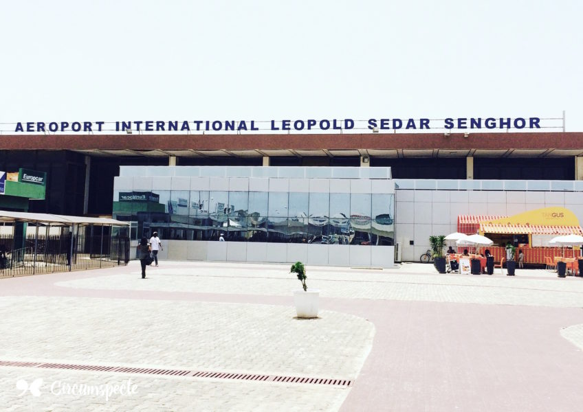 Senegal's Leopold Sedar Senghor international airport is located to the north of Dakar in the town of Yoff. It is named after the West African nation's first president. Photo by Jemila Abdulai.