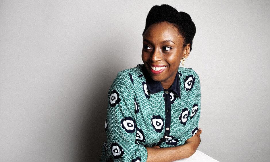 Chimamanda Ngozi Adichie, Nigerian author of Americanah and Half of a Yellow Sun